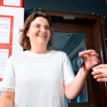 Veronika Ehm Personal und Buchhaltung sowie Rechnung bei Auto Werner Fuerth