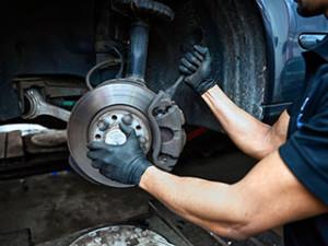 bremsbelaege wechseln auto werner fuerth